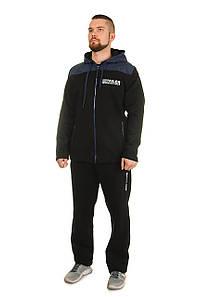Теплий чоловічий спортивний костюм з 50 по 56 розмір