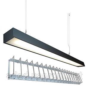 Светильник ODT - LED 30 Вт. А++ офисные, торговые с решеткой