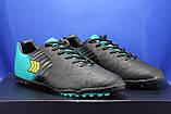 Мужские сороконожки качественные, обувь для футбола Restime, фото 2
