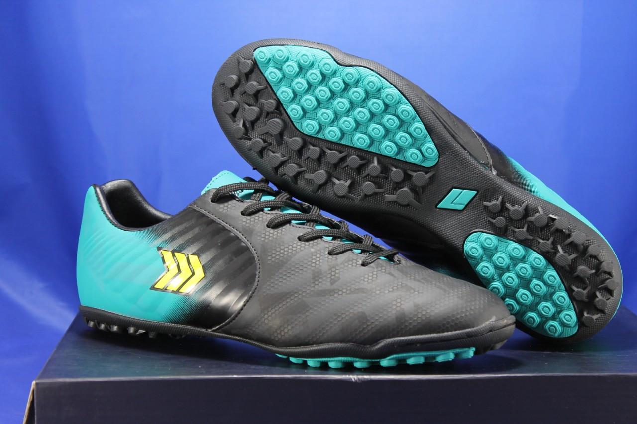 Мужские сороконожки качественные, обувь для футбола Restime