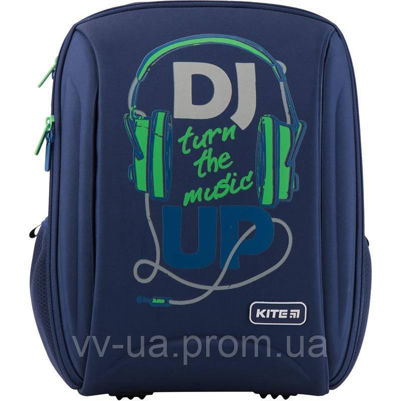 Рюкзак школьный каркасный Kite Education Music Up K19-732S-2