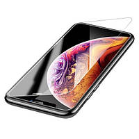 Защитное стекло Apple iPhone 11/iPhone Xr Baseus Full Cover Transparent