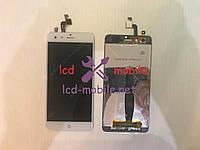 Модуль (Дисплей) Zte nubia Z11 mini (NX529J) 5 дюймов White (Touch+lcd)