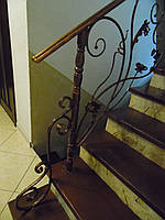 Перила кованные 1960, фото 1