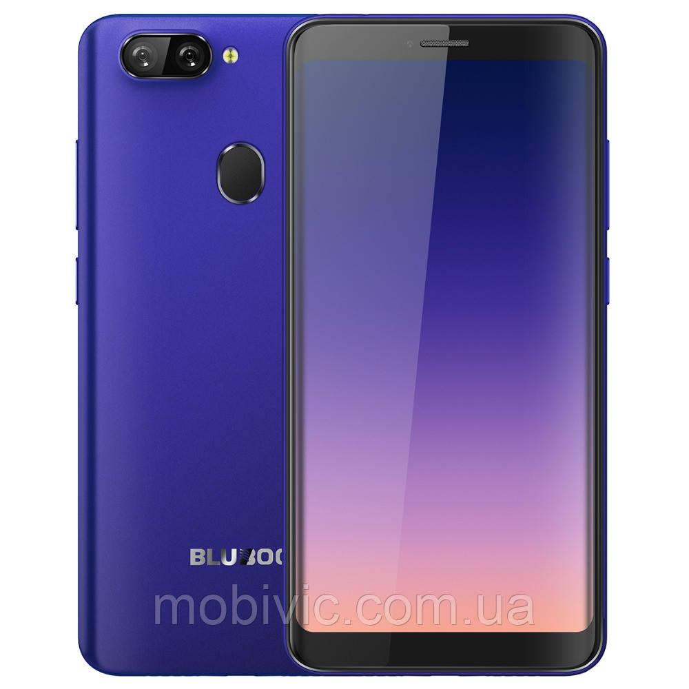Смартфон Bluboo D6 Pro (blue) оригинал - гарантия!
