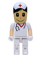 Флешка USB Медсестра на 32 Гб, USB 3.0, фото 1