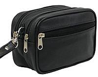 Кожаная сумка-барсетка на ремень Pawelek ss-18 11-160