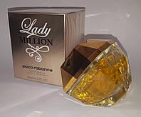 Женская туалетная вода Paco Rabanne Lady Million, фото 1