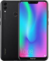 """Смартфон Huawei Honor 8c 4/32Gb Black, 13+2/8Мп, 6.26"""" IPS, 4000mAh, 2SIM, 4G, Snapdragon 632, 8 ядер"""