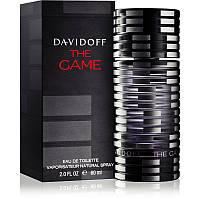 Мужская туалетная вода Davidoff The Game