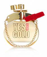 Женская туалетная вода  Pupa Yes gold