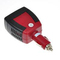 Автомобильный инвертор 12V-220V + USB порт, 150 Вт