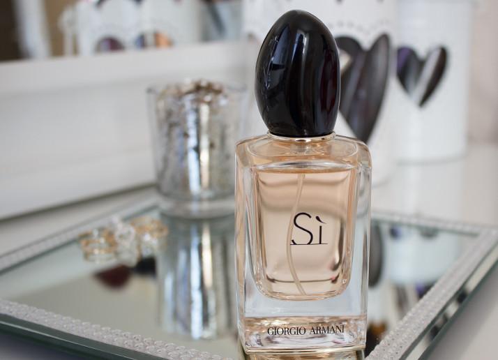 Женская парфюмированная вода Giorgio Armani Si 100 ml, фото 1