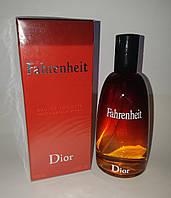 Мужская туалетная вода Christian Dior Fahrenheit 100 ml, фото 1
