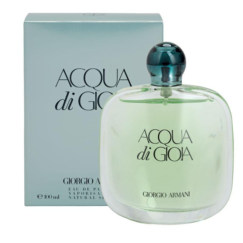 Женская парфюмированная вода Armani Acqua di Gioia