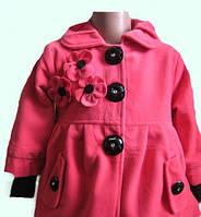 Детское Пальто для девочек Ромашка