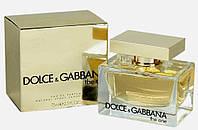 Женская парфюмированная вода Dolce & Gabbana The One