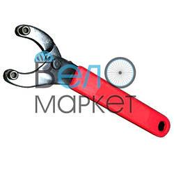 Ключ для контргайки осі каретки TBS для розбирання або складання чашок каретки.