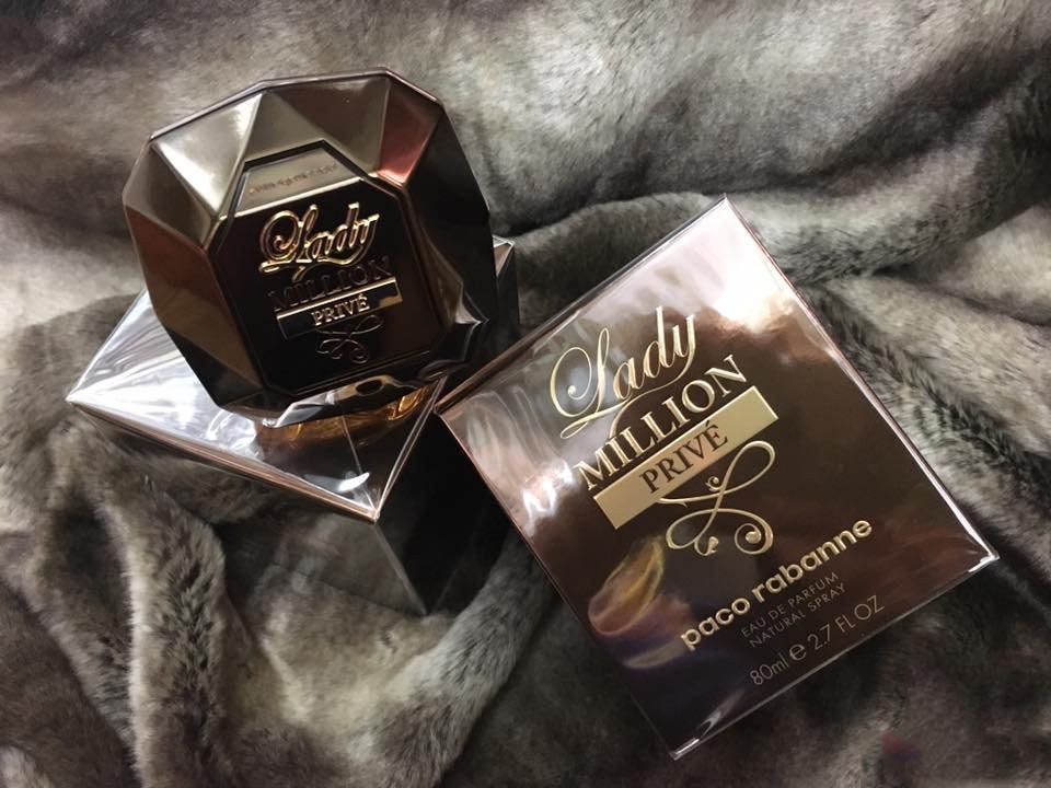 Женская парфюмированная вода Paco Rabanne Lady Million Prive, фото 1