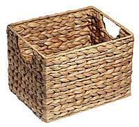 Ящик плетений з гіацинта з ручками 20X25 см