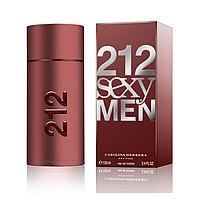 Мужская туалетная вода Carolina Herrera 212 Sexy Men