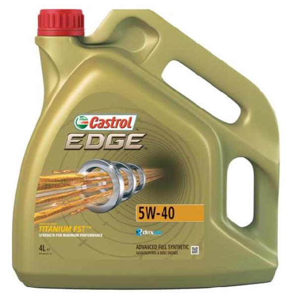 Масло моторное Castrol EDGE 5W40 C3 4л.