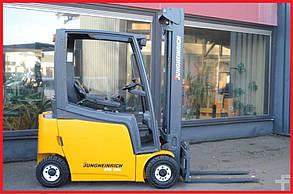 Електро 4 колісний Jungheinrich EFG 316k