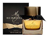 Женская парфюмированная вода Burberry My Burberry Black