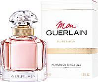 Женская парфюмированная вода Guerlain Mon Guerlain + 5 мл в подарок