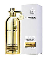 Montale Amber & Spices tester