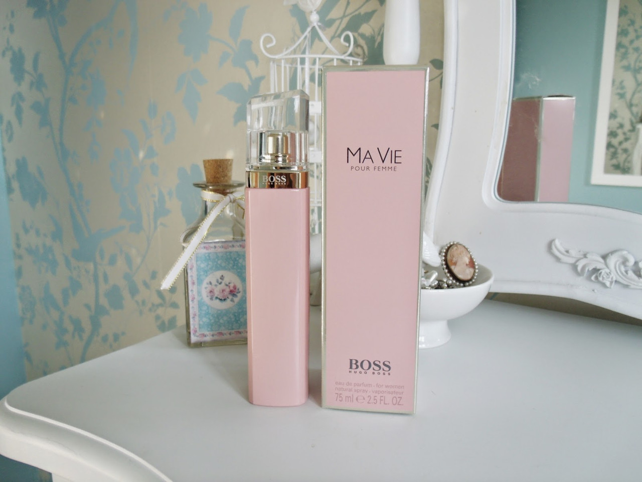 Женская парфюмированная вода Hugo Boss Boss Ma Vie Pour Femme + 5 мл в подарок, фото 1