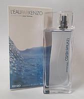 Мужская туалетная вода Kenzo Leau par Kenzo pour homme + 5 мл в подарок