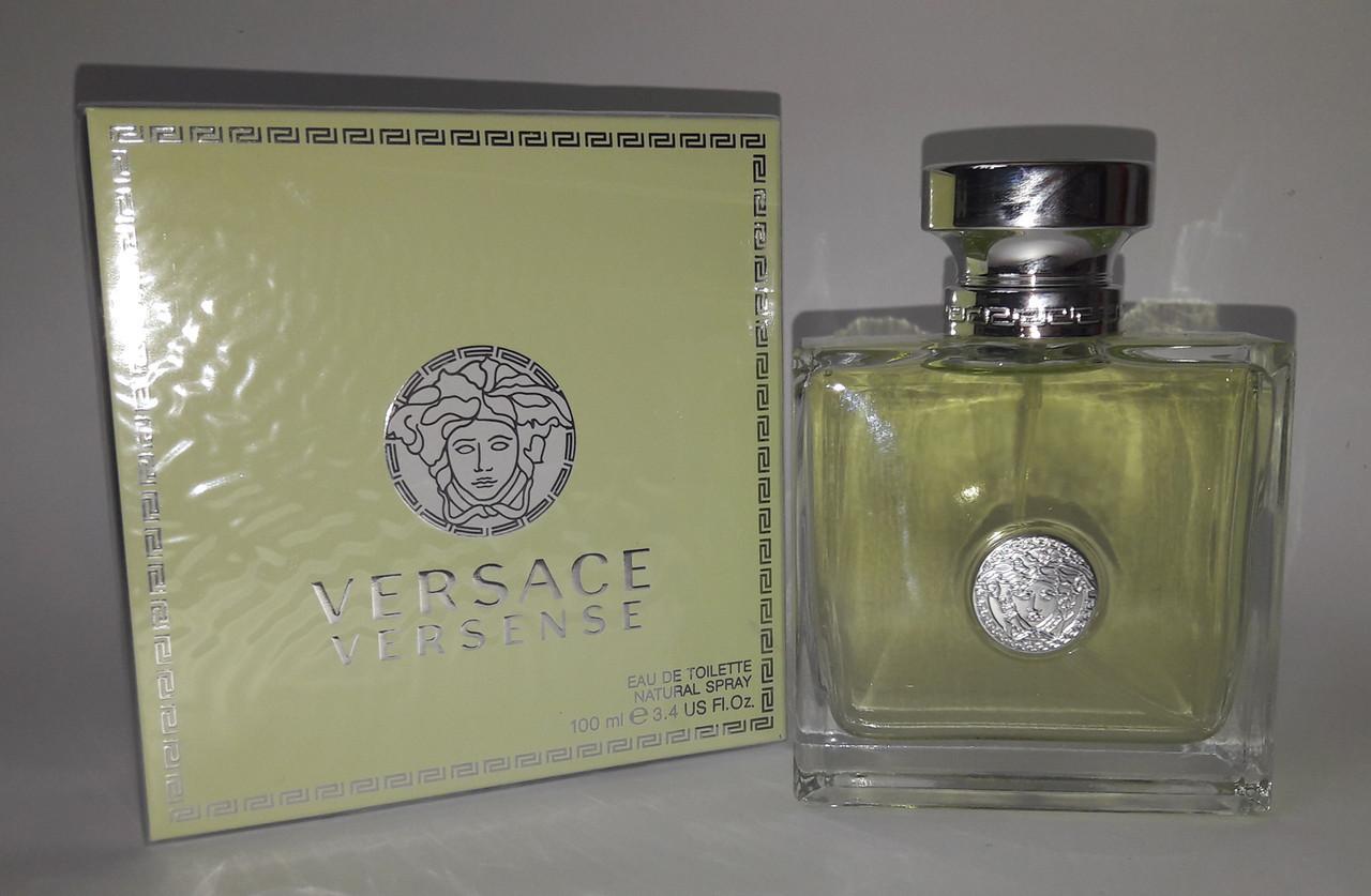 Женская туалетная вода Versace Versense + 5 мл в подарок, фото 1
