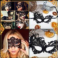 Кружевная маска для создания романтического и сексуального образа №2