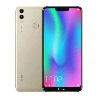 """Смартфон Huawei Honor 8c 4/32Gb Gold, 13+2/8Мп, 6.26"""" IPS, 4000mAh, 2SIM, 4G, Snapdragon 632, 8 ядер"""