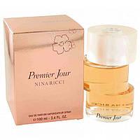 Парфюмированная вода Nina Ricci Premier Jour + 5 мл в подарок