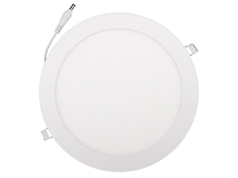 LED панель Luxel 12W 170х10мм Круглая