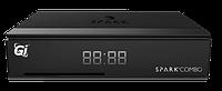 GI Spark 3 Combo DVB-S/S2/T/Т2/C Комбинированный Смарт ТВ Тюнер, фото 1