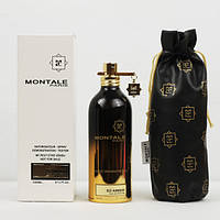 Montale So Amber tester
