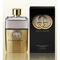 Мужская туалетная вода Gucci Guilty Pour Homme Diamond Limited Edition