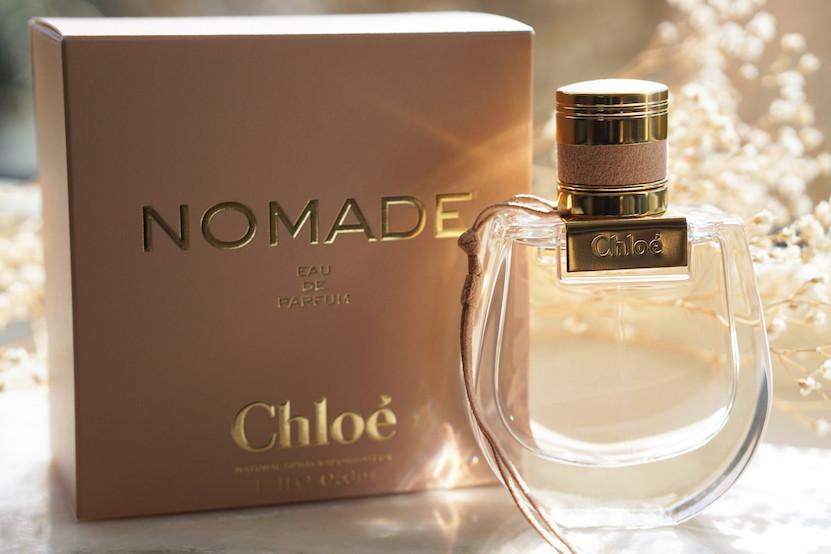 Женская парфюмированная вода Chloe Nomade