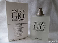 Демонстрационный тестер Giorgio Armani Acqua di Gio pour homme tester