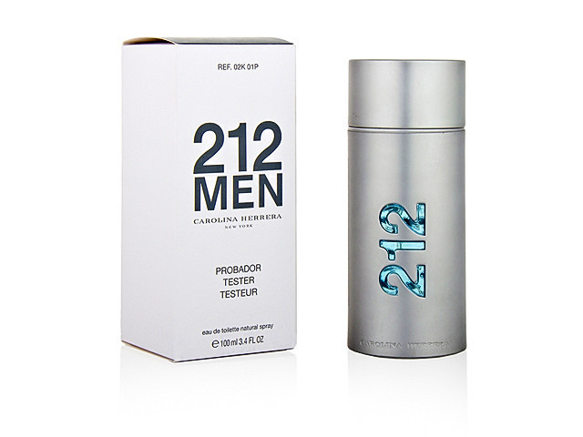 Мужская туалетная вода Carolina Herrera 212 For Маn tester