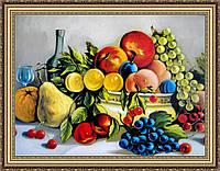 Картина в багетной раме Натюрморт 200х240 мм №600