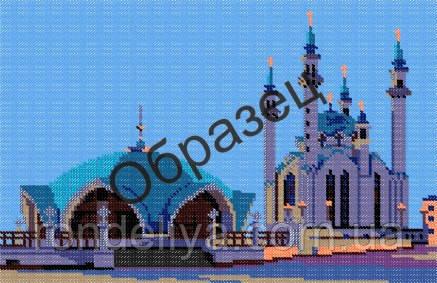 Схемы вышивки мечети кул шариф