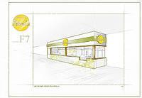 Дизайн и изготовление пицерии