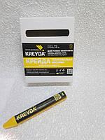 Восковой мел желтый, фото 1