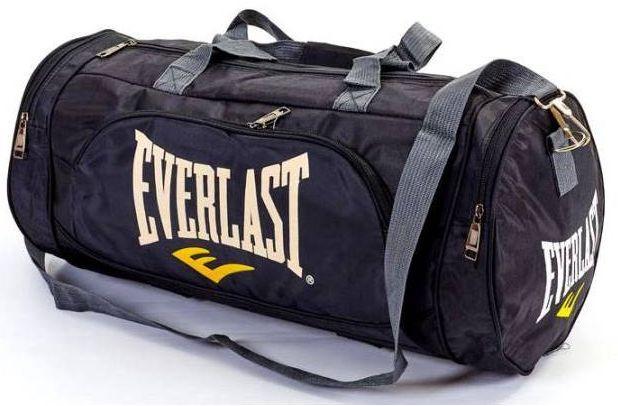 8fb69bafdf72 Спортивная сумка EVERLAST GA-016-BK, Реплика, 45 л - SUPERSUMKA интернет