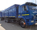 Как уменьшить потери при транспортировке сыпучих грузов.