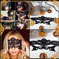 Кружевная маска для создания романтического и сексуального образа №3